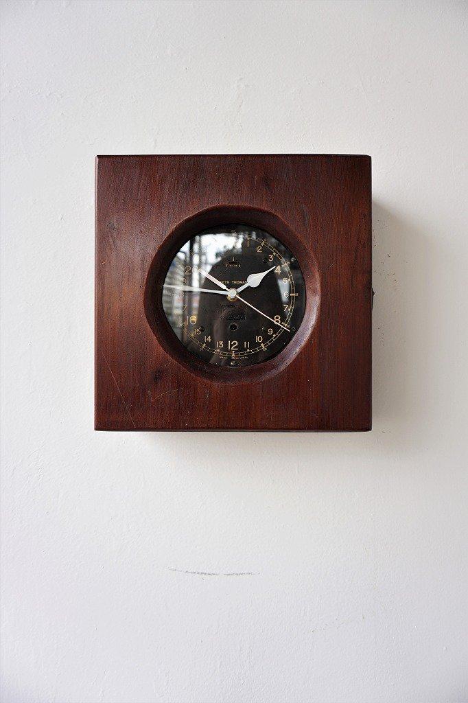 1930-40's Seth Thomas社製 ウォールクロック