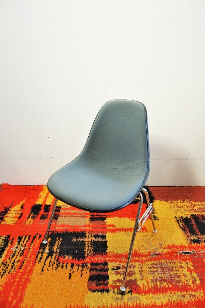 1960-70's Herman Miller イームズ スタッキングベース サイドシェルチェア(複数在庫有り)