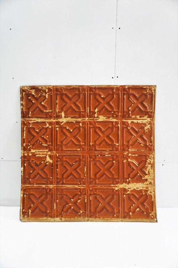 1900's Ceiling tin panel シーリングティンパネル�(複数在庫あり)