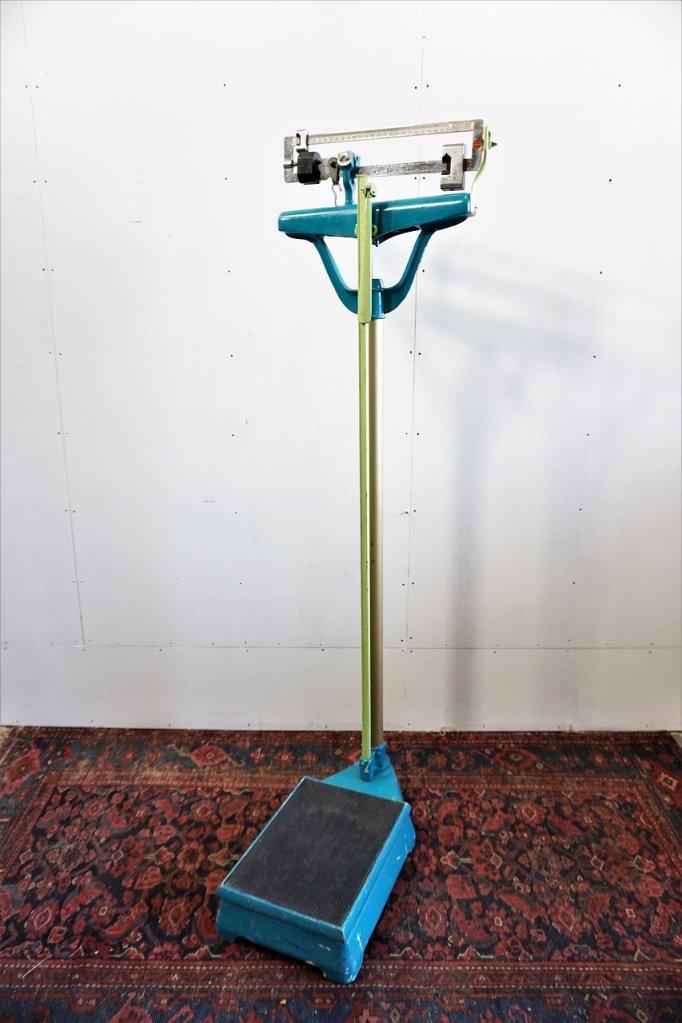 ヴィンテージ ボディスケール/体重計