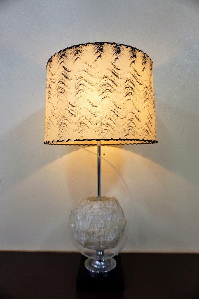 1960-70's ヴィンテージ スパゲティ テーブルランプ