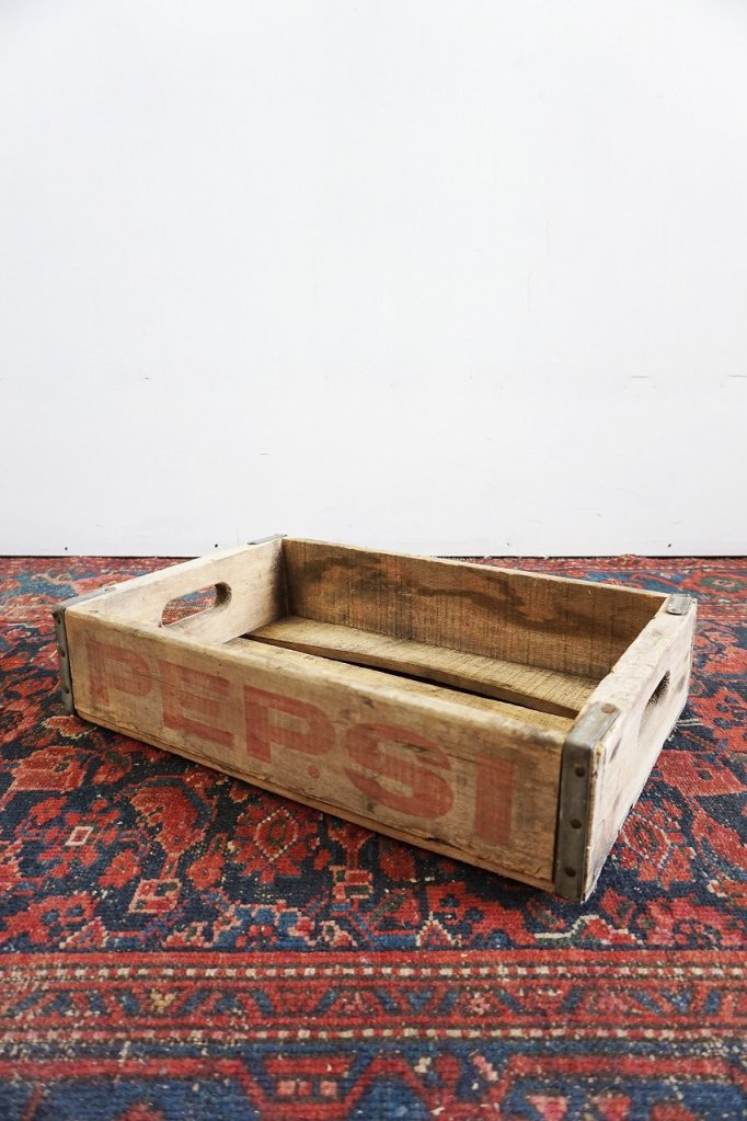 1960-70's ヴィンテージ PEPSI 木箱�