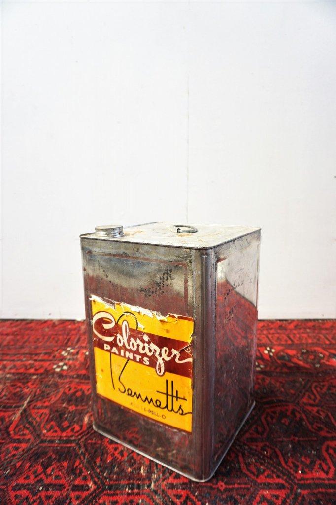 ヴィンテージ BENNETT'S ドラム缶
