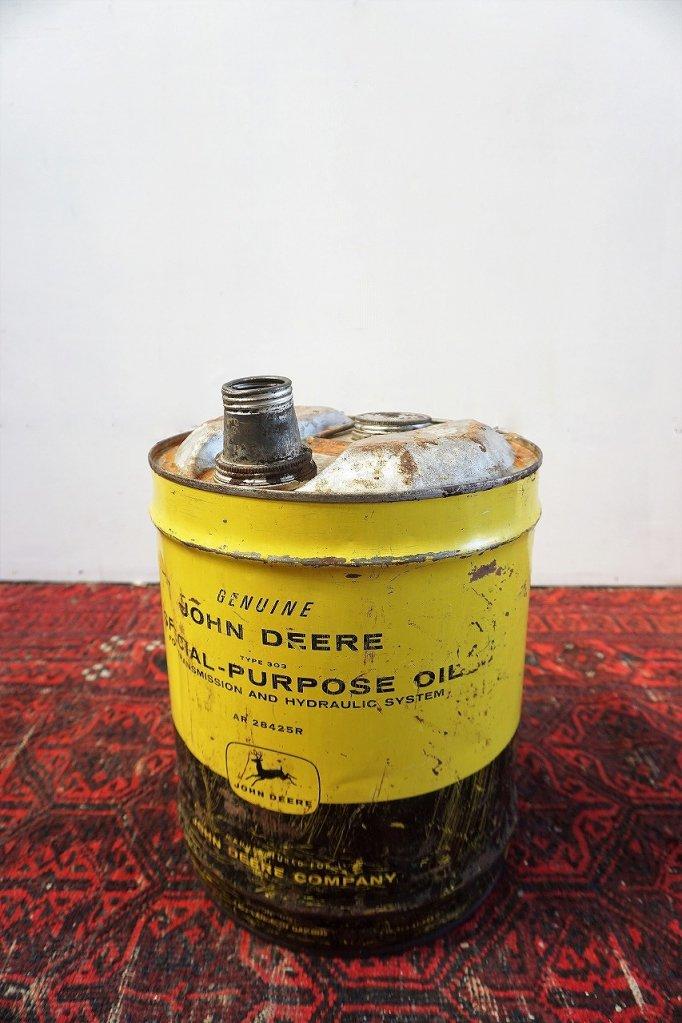 ヴィンテージ Deere & Company オイル缶