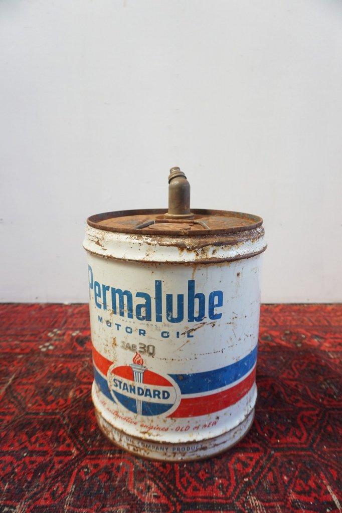 ヴィンテージ Amoco オイル缶�