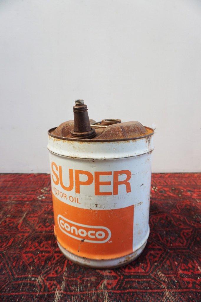 ヴィンテージ CONOCO オイル缶�
