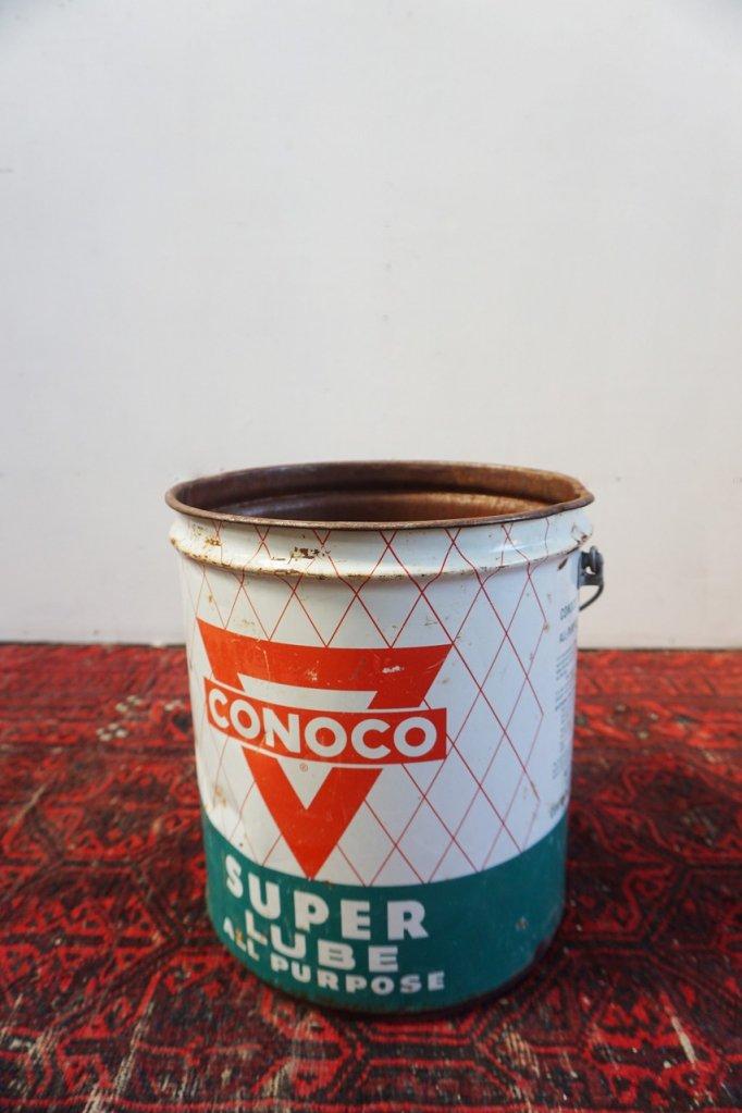 ヴィンテージ CONOCO オイル缶