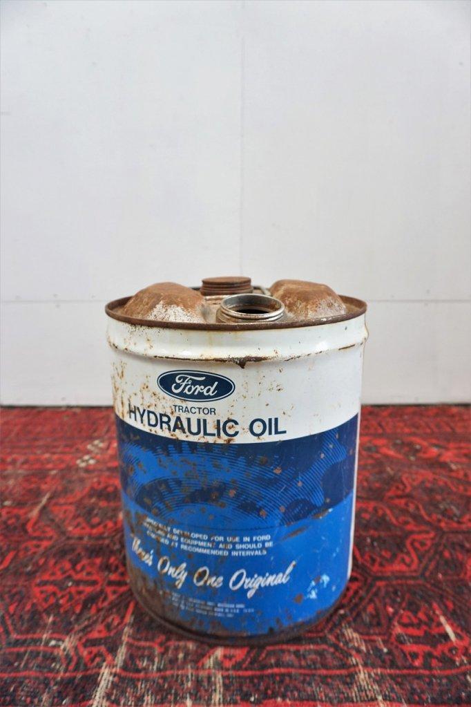ヴィンテージ Ford オイル缶