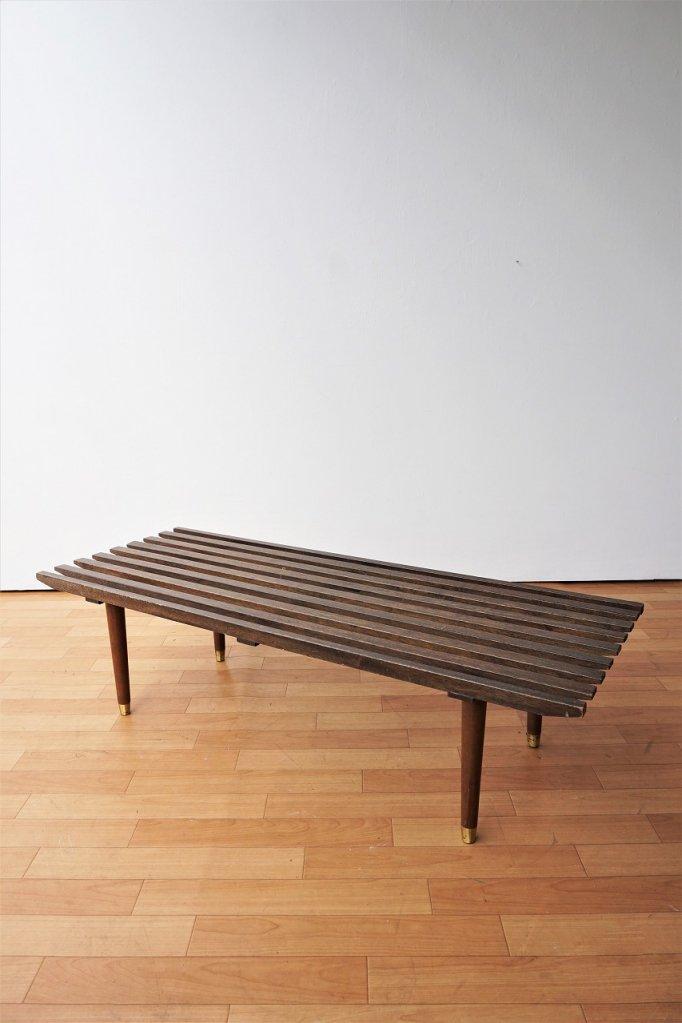 1950-60's ヴィンテージ ミッドセンチュリー ローテーブル