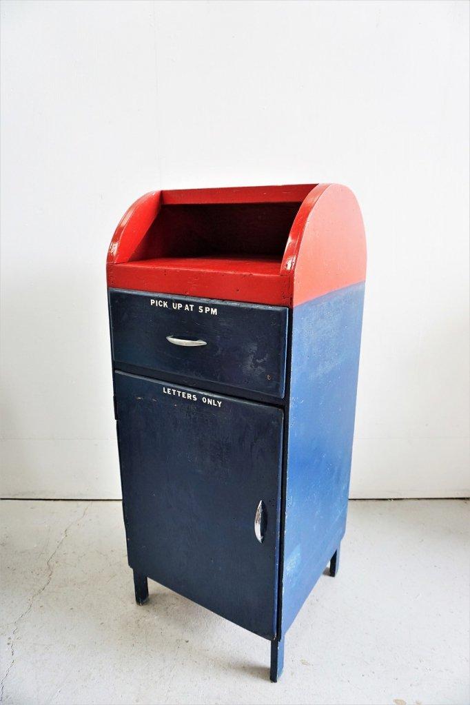 1950-60's ヴィンテージ ウッド キャビネット