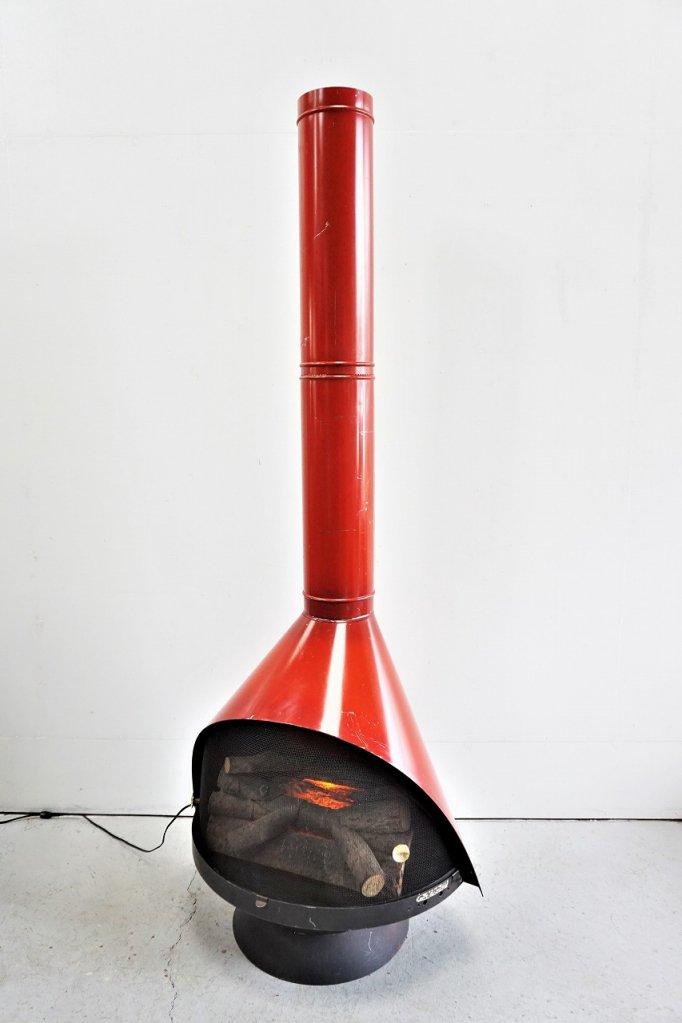 1950-60's ヴィンテージ Malm Fireplaces社製 ミッドセンチュリー ファイヤープレイス