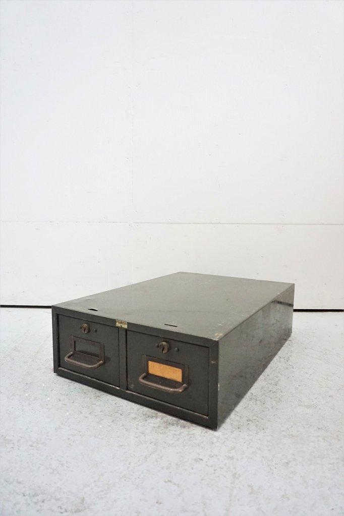 1940-50's ヴィンテージ PRONTO社製 パーツキャビネット