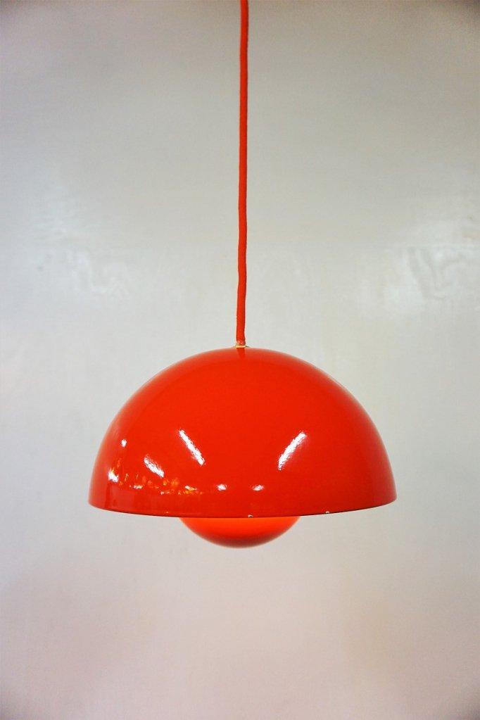 1970's ヴィンテージLouis Poulsen社製フラワーポット ランプ(複数在庫有り)