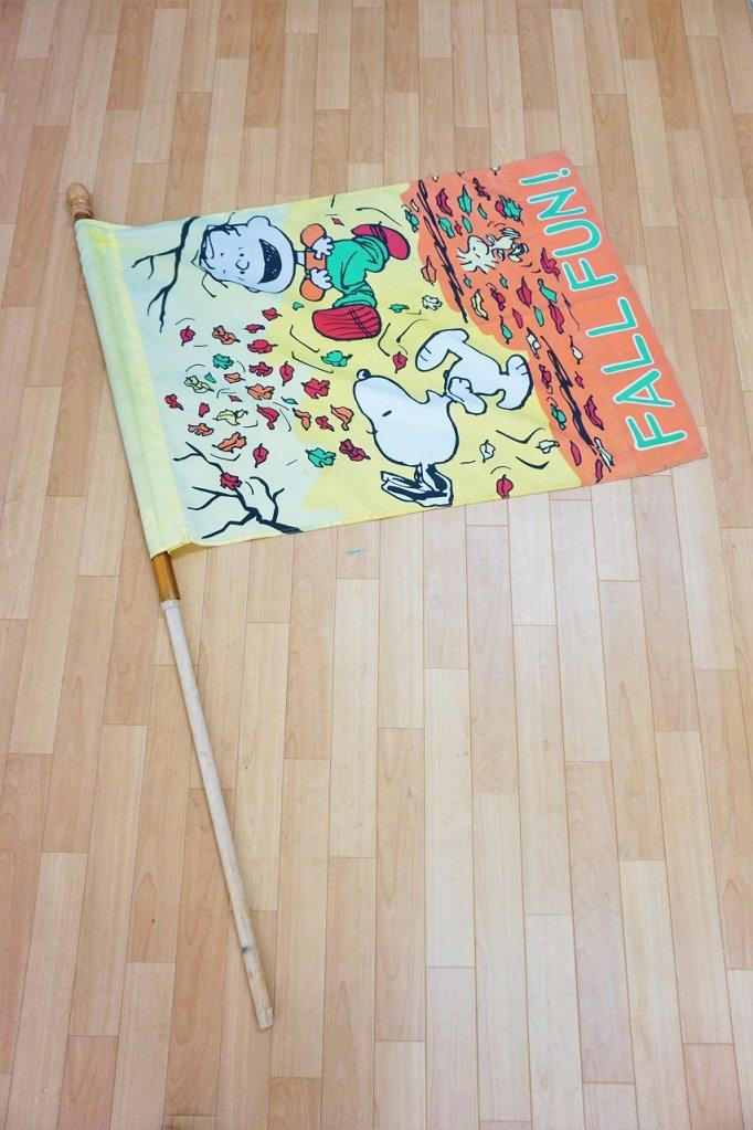 Peanuts-Snoopy 旗/フラッグ