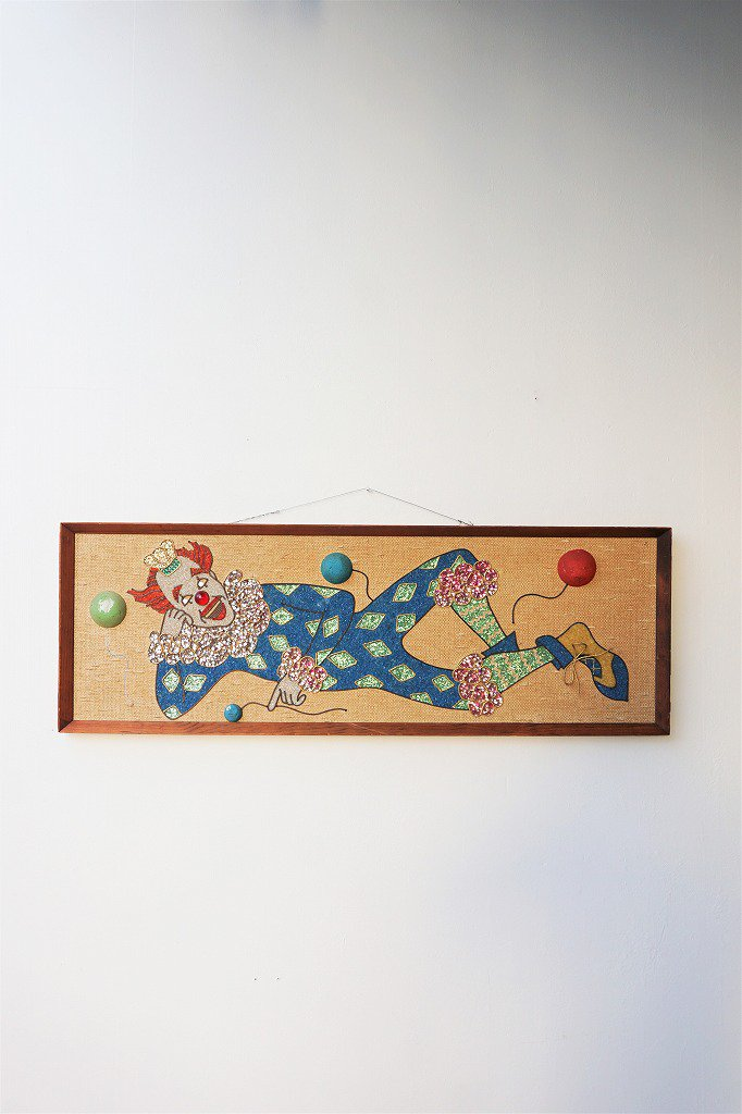 1950's ヴィンテージ ミッドセンチュリー ウォールデコ