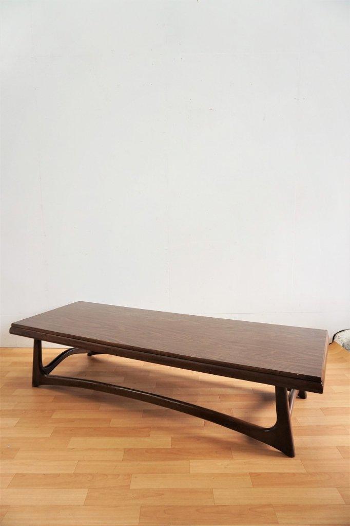 1960's ヴィンテージ ミッドセンチュリー ローテーブル