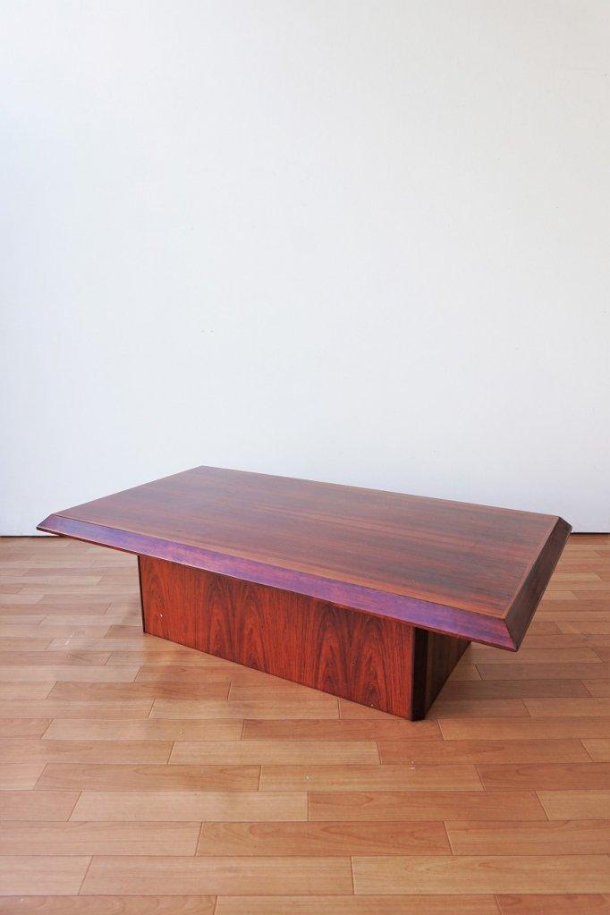 1960's デンマーク製 ヴィンテージ ミッドセンチュリー ローテーブル