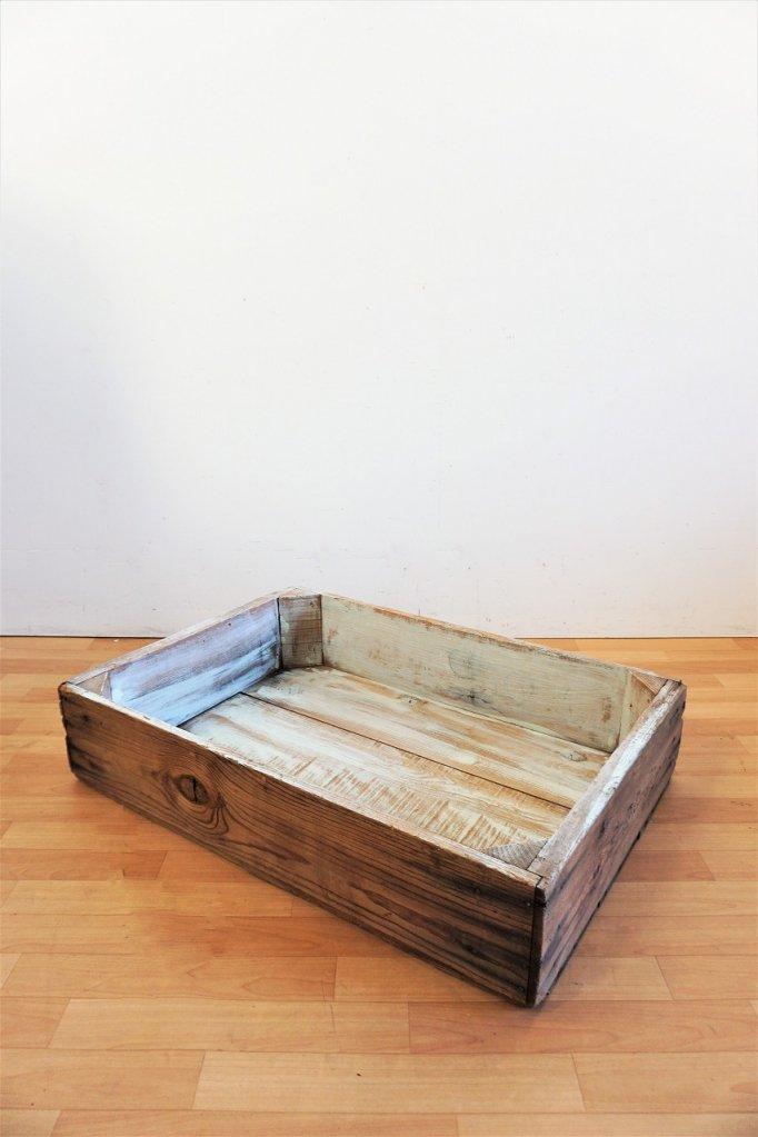 ヴィンテージ ペイント 木箱1