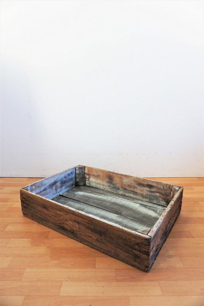 ヴィンテージ ペイント 木箱2