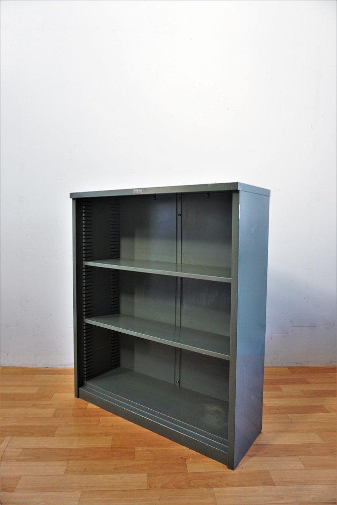 1950-60's  Borroughs社製 ヴィンテージインダストリアル スチールシェルフ
