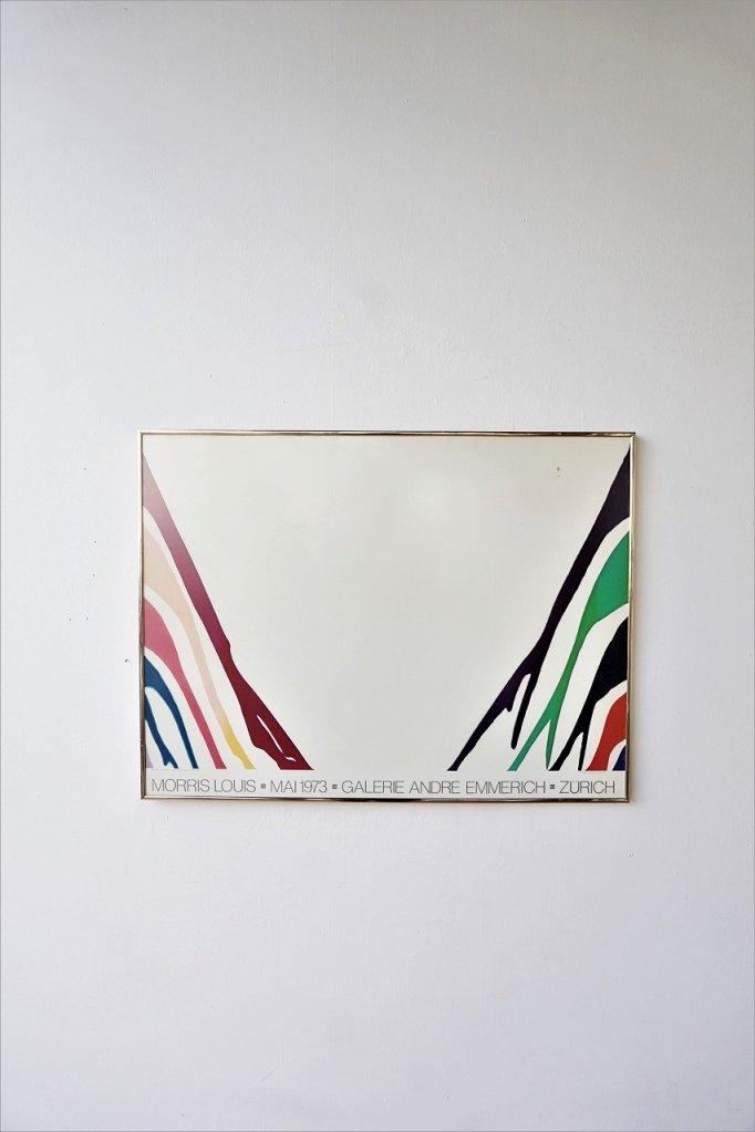 1970's MORRIS LOVIS ヴィンテージ ポスター