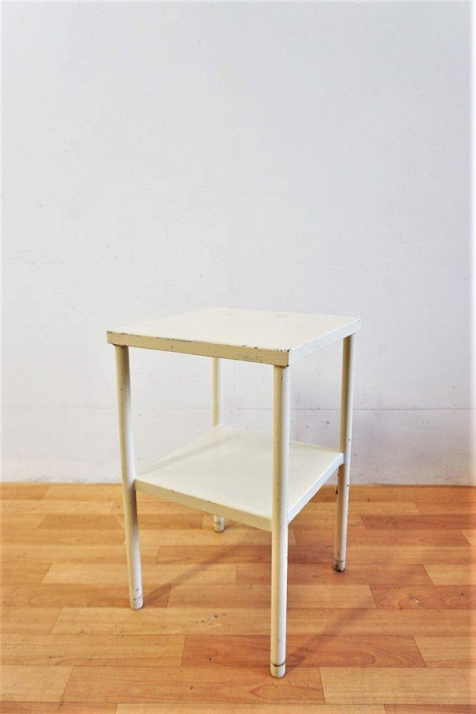 1940's ヴィンテージ アイアン サイドテーブル�