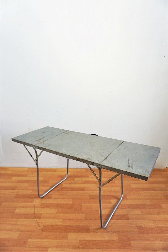 1950-60's ヴィンテージ フォールディングテーブル