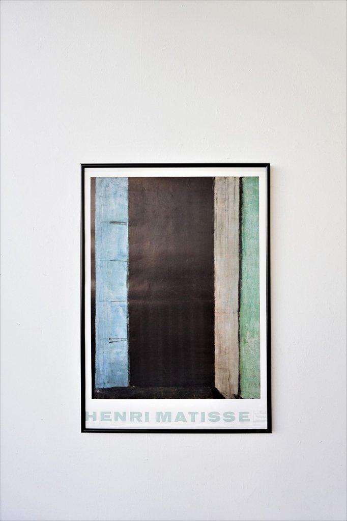 Henri Matisse 額入りポスター