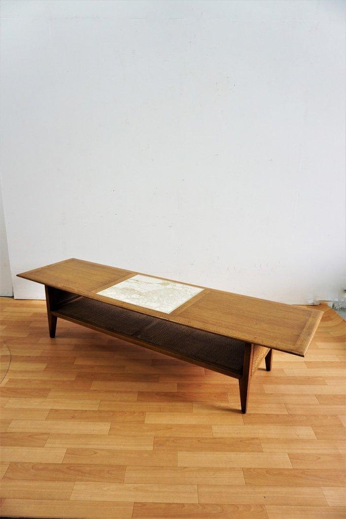 1950-60's ヴィンテージ ウッド ローテーブル