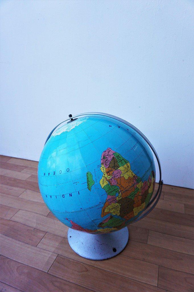 ヴィンテージ REPLOGLE 社製 グローブ/地球儀