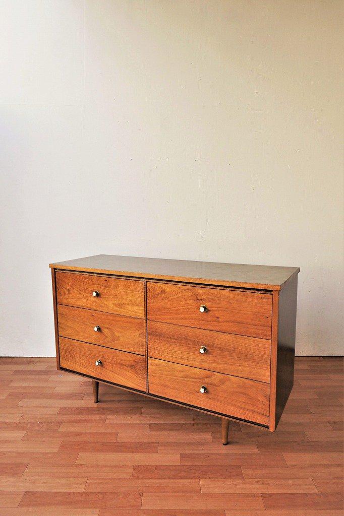 1950-60's Harmony House社製 ヴィンテージ ウッドサイドボード