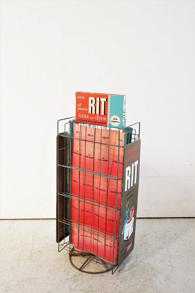 1950's RIT ビンテージ ディスプレイラック