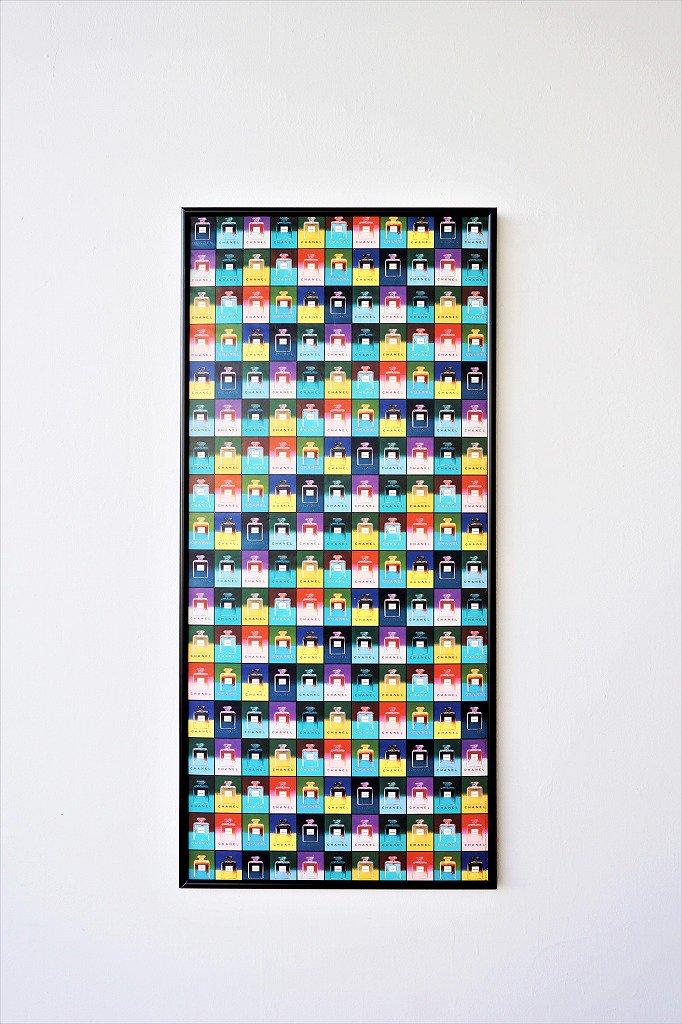 Andy Warhol 額入りポスター