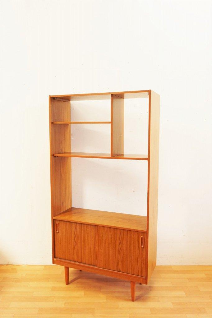 1960-70's ヴィンテージ Schreiber 社製 ウッドシェルフ