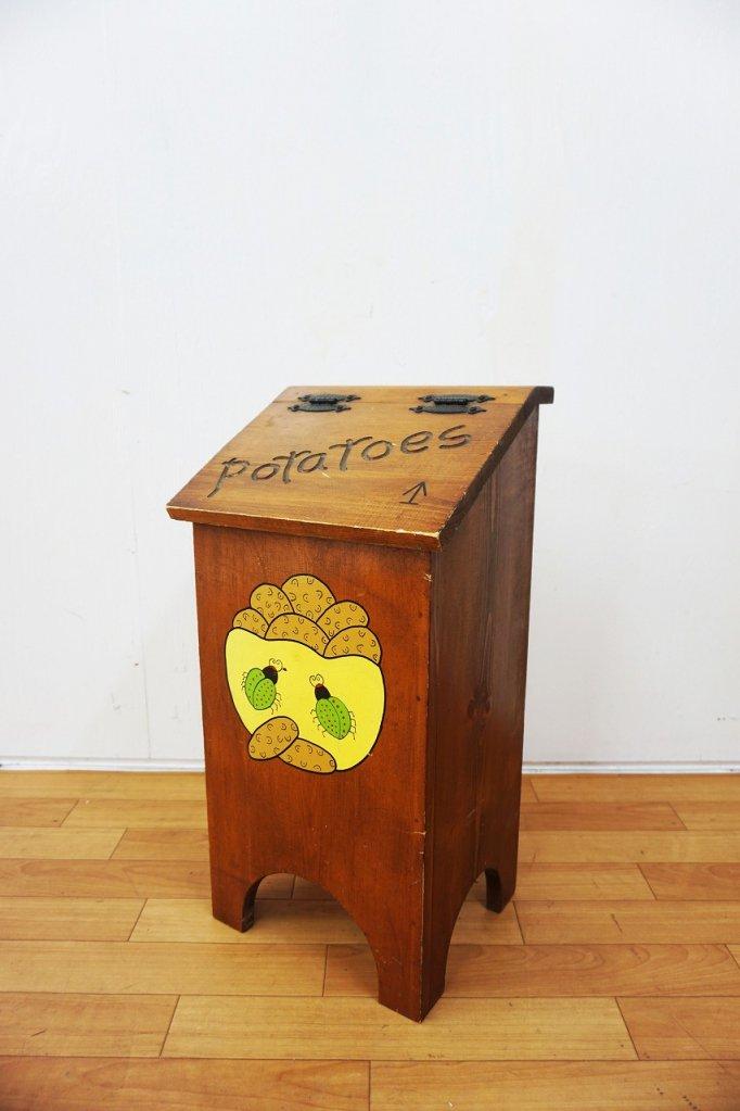 ヴィンテージ ウッド ボックス