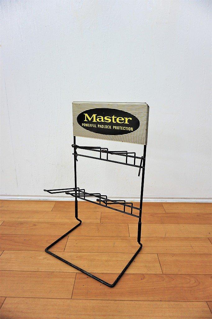 Master Lock社製 ヴィンテージ ディスプレイホルダー