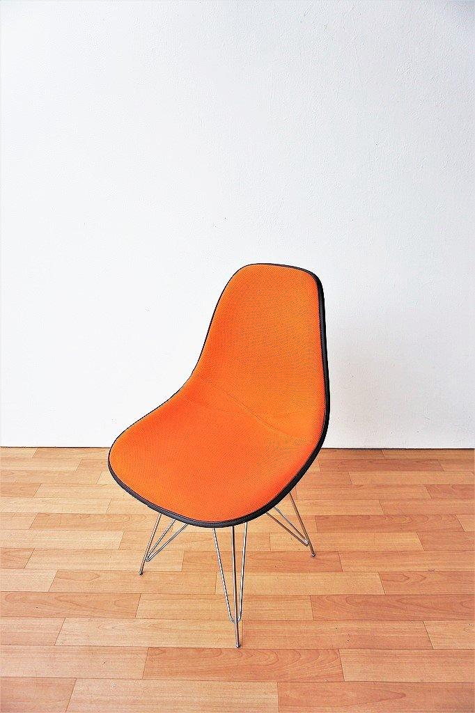 1960-70's Herman Miller社製 イームズ エッフェルベース サイドシェルチェア(在庫2点あり)