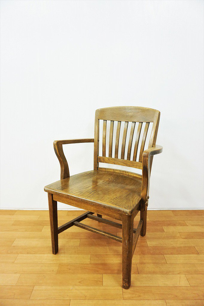 1920-40's High Point Bending&Chair 社製 ヴィンテージ ウッドチェア