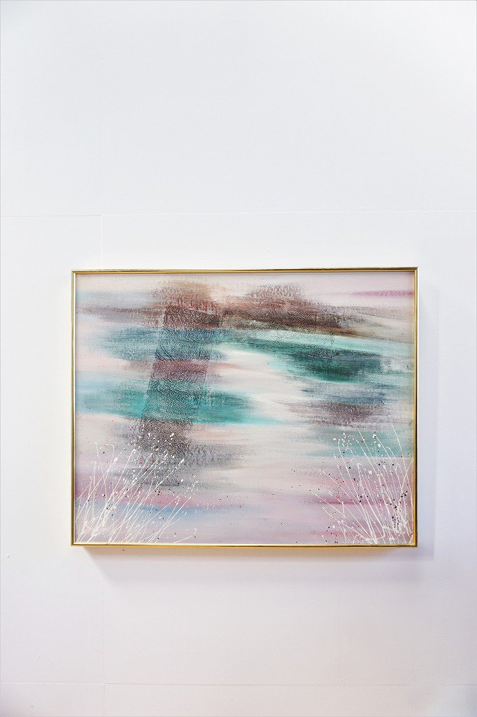 1980's ペイントアート ウォールデコ