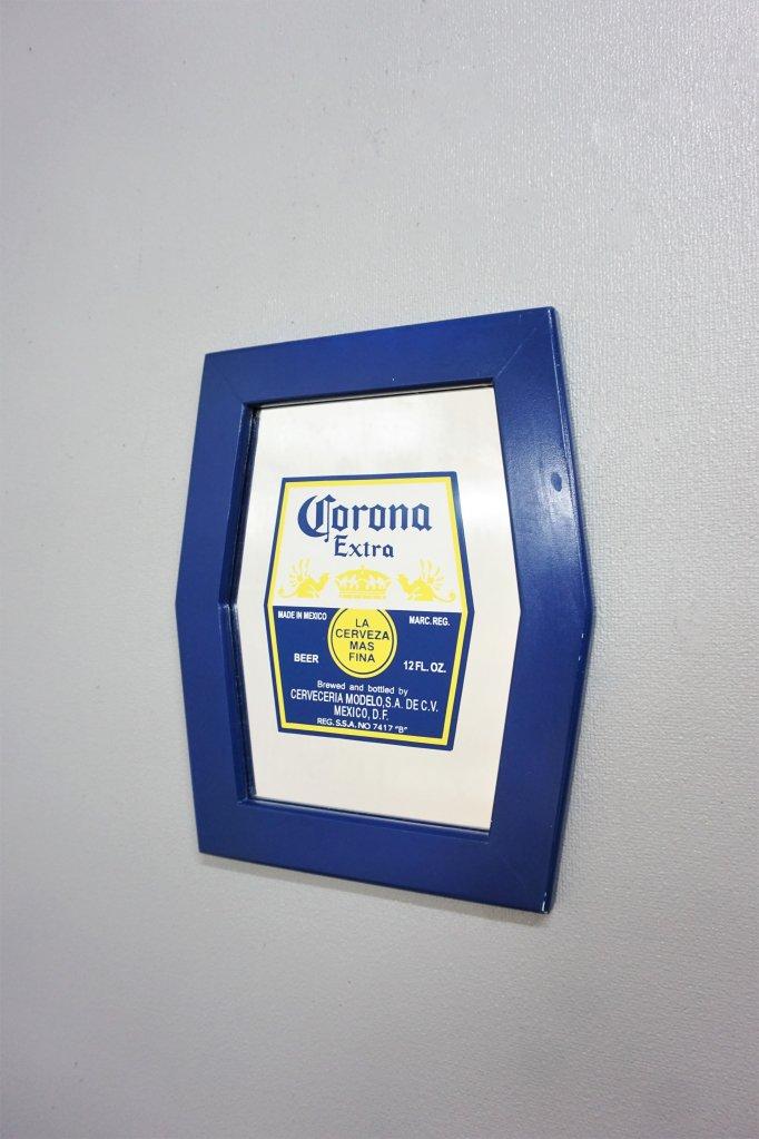 ヴィンテージ Corona Extra パブミラー