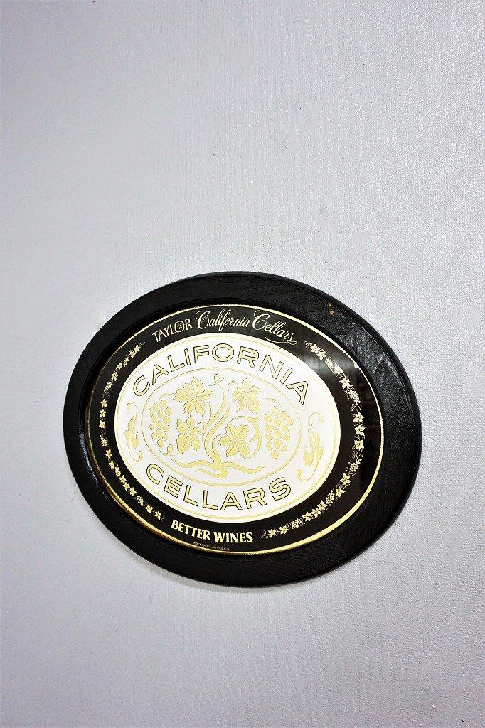 ヴィンテージ  Taylor California Cellars パブミラー