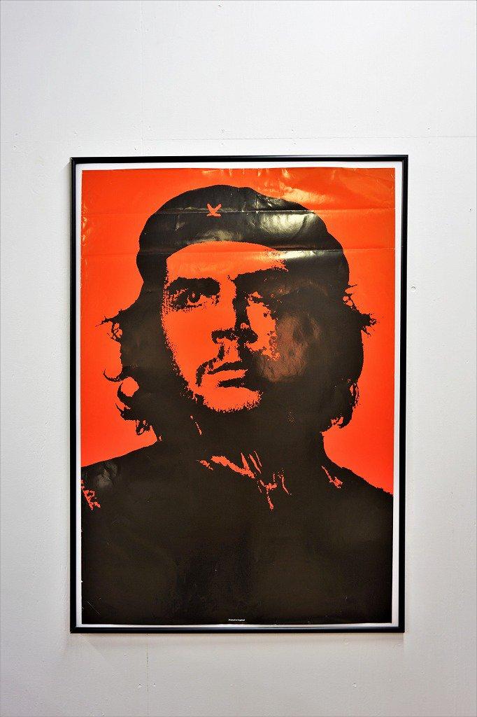 Che Guevara 額入りポスター