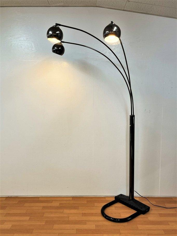 アルコデザイン 3灯 フロアランプ