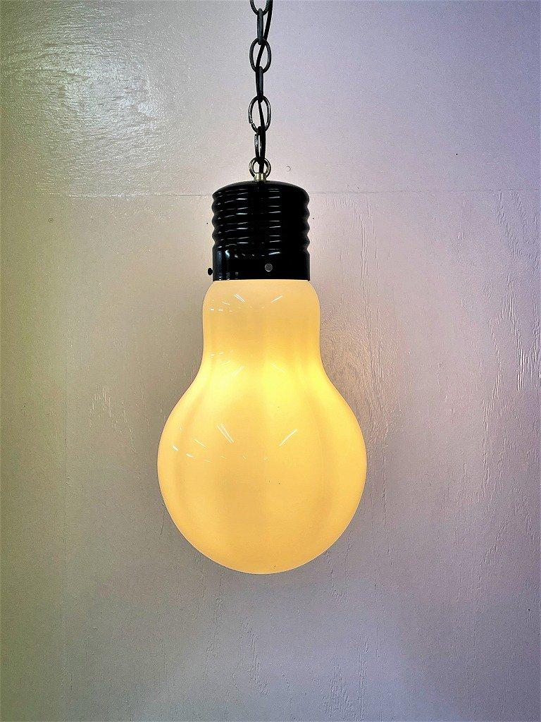 ライトバルブ ペンダント ランプ
