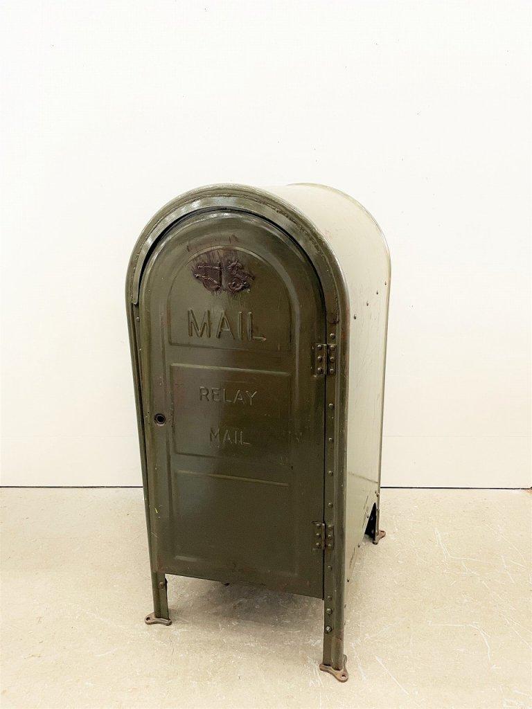 1960's ヴィンテージ U.S.MAIL リレイボックス