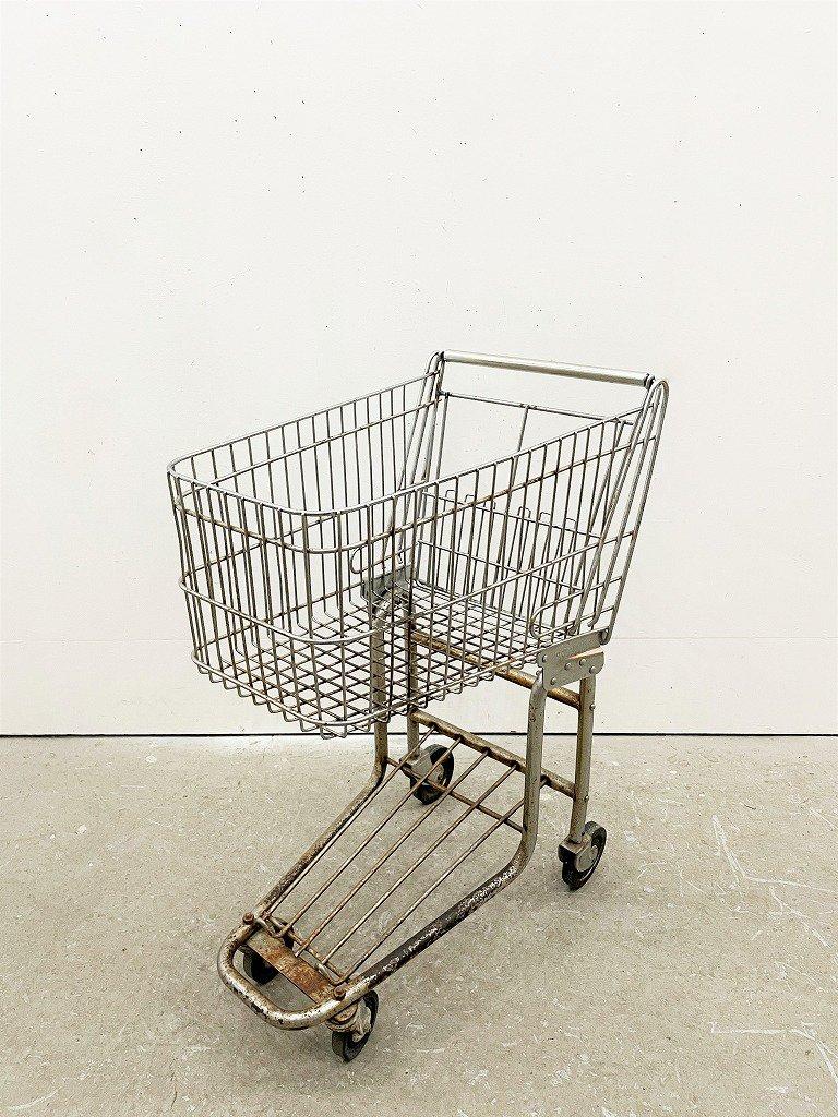 ヴィンテージ ショッピングカート