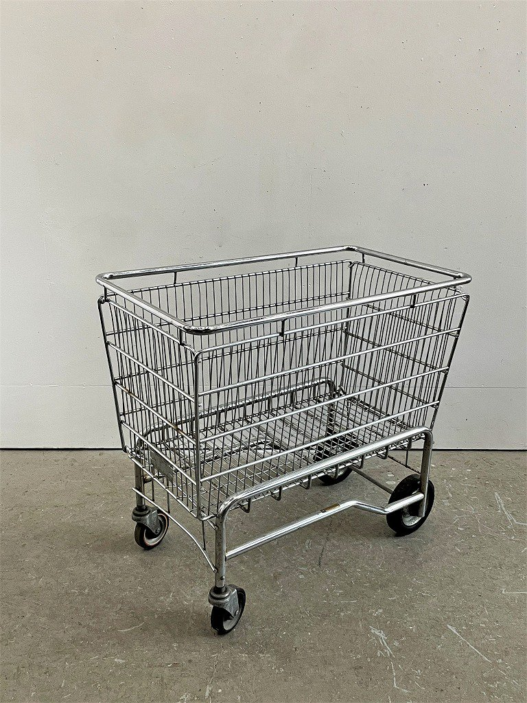 1950's United Steel&Wire社製 ヴィンテージ ショッピングカート