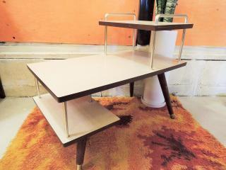 1950's3段サイドテーブル