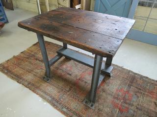 ヴィンテージワークテーブル