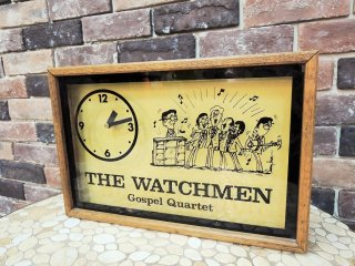 THE WATCHMEN ウォールクロック